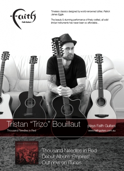 Tristan Bouillant / Thousand Needles in Red