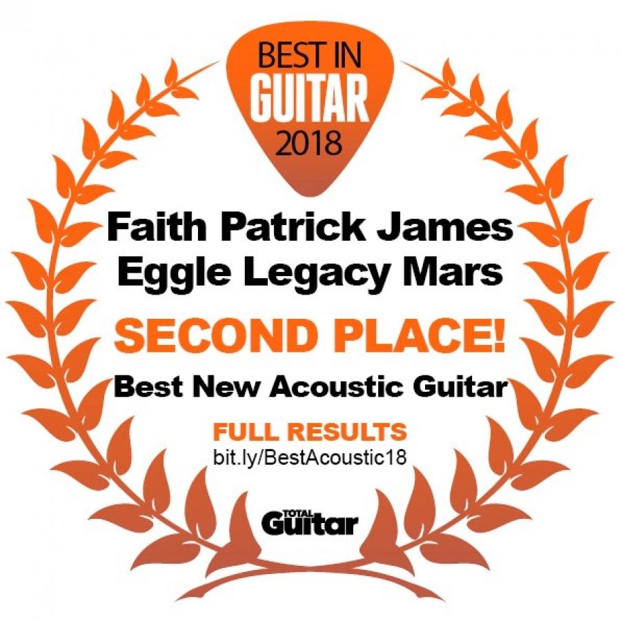 High honours for Faith PJE Legacy Mars
