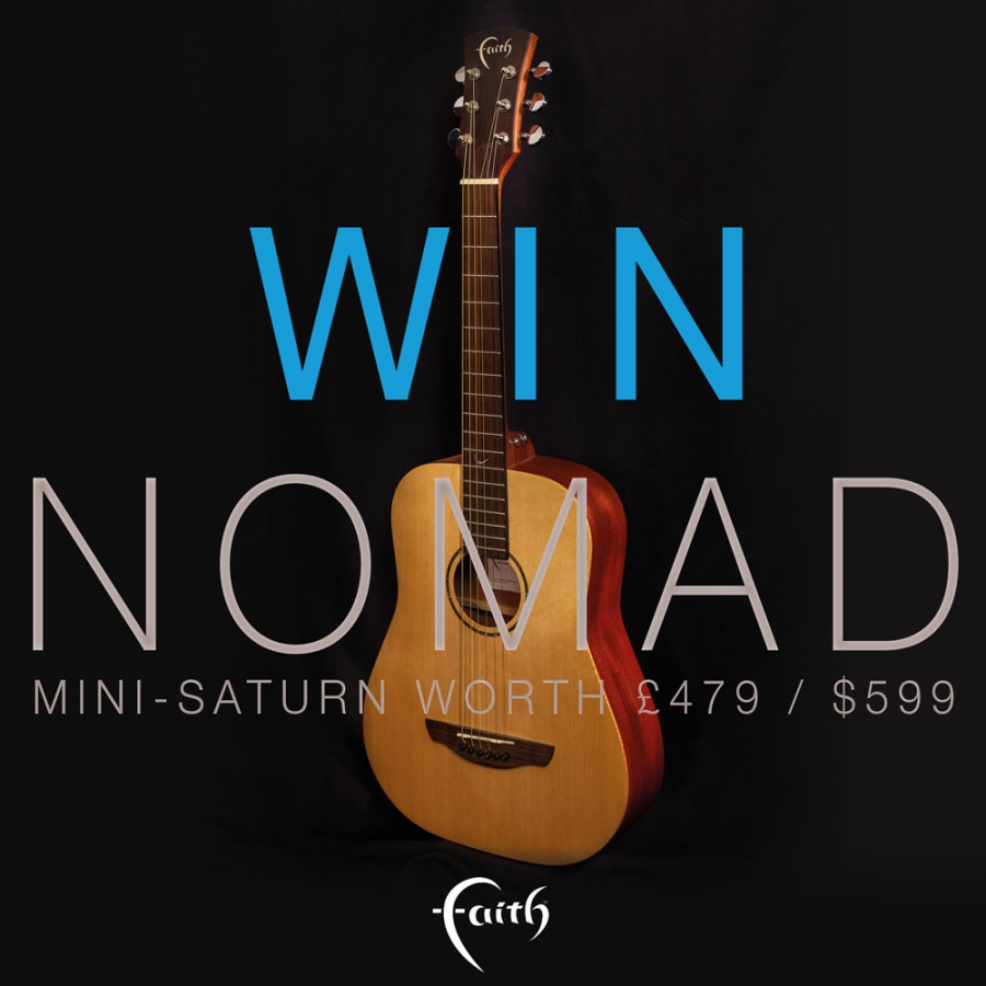 WIN a Faith Nomad Series Mini-Saturn worth £479 / $599