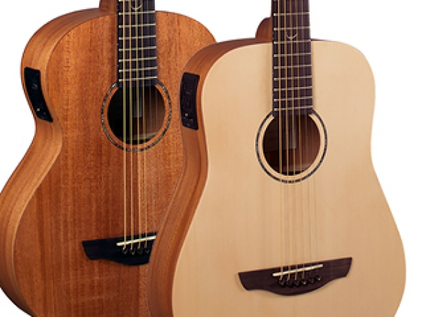 New small-scale Nomad Series travel guitars now available in UK.