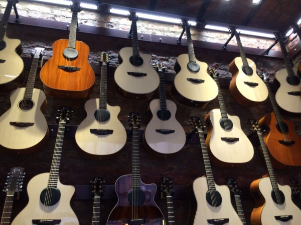 Turkey distribution deal for Faith Guitars