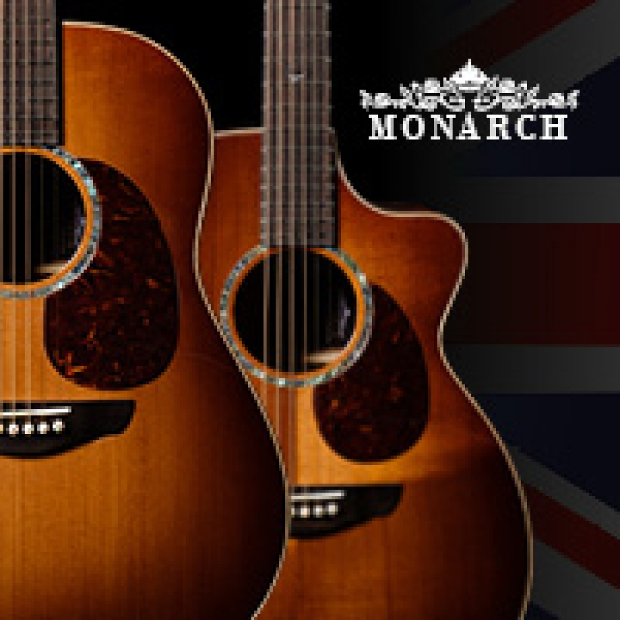 Faith Monarch - Super-Limited Edition Guitars