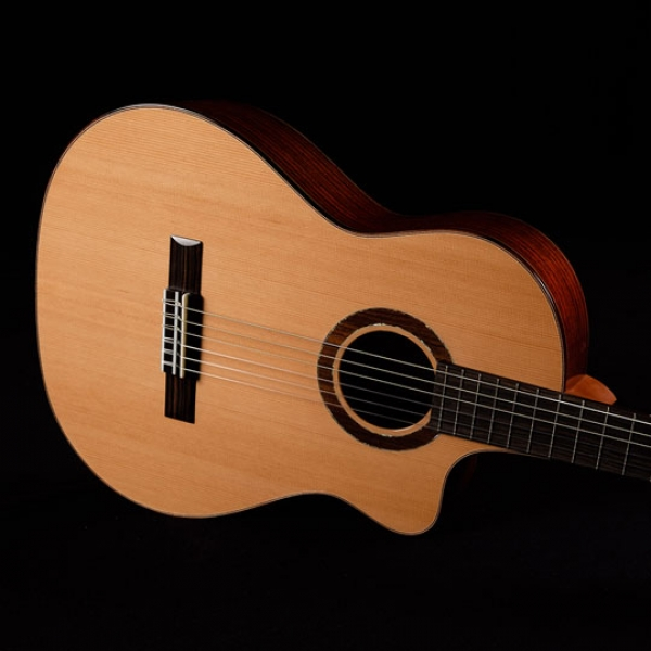 Discover the HiGloss Lyra - our first-ever nylon string acoustic.