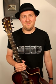 Drue James / Learn Guitar in London